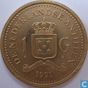 Netherlands Antilles 1 guilder 1991