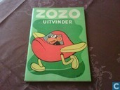 Comic Books - Zozo - Uitvinder
