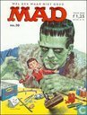 Comic Books - Mad - Vol.1 (magazine) (Dutch) - Nummer  10