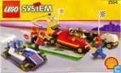 Lego 2554 Formula 1 Pit Stop
