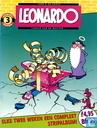 Strips - Leonardo - Cadeau van de meester