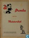 Comic Books - Panda - Panda und der Meisterdieb