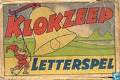 Klokzeep Letterspel