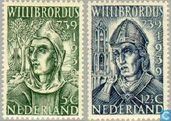 Willibrordus, St. 658 - 739
