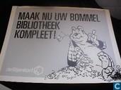 Maak nu uw Bommel bibliotheek kompleet!