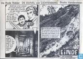 Comic Books - Red Knight, The [Vandersteen] - De duivel van Lichtenberg