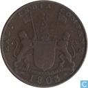 Madras 10 cash 1803