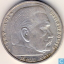Coins - Germany - German Empire 5 reichsmark 1936 (A - with swastika)