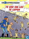 Comics - Blauen Boys, Die - Te gek om los te lopen