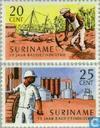 Industrie de bauxite 1916-1966