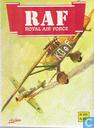 Bandes dessinées - RAF - De onoverwinlijke (sic) Joe Missouri