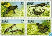 1995 Reptiles and amphibians (IER 334)