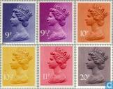 1976 Queen Elizabeth-Decimal Machin (GRB 171)