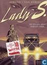 Strips - Lady S - Wie een kuil graaft voor een ander...