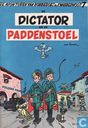 Comic Books - Spirou and Fantasio - De dictator en de paddenstoel