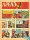 Bandes dessinées - Arend (magazine) - Jaargang 10 nummer 41