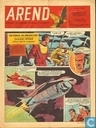 Comics - Arend (Illustrierte) - Jaargang 11 nummer 22