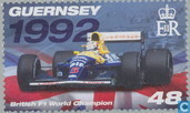 Formule I de course