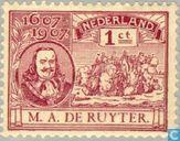 Briefmarken - Niederlande [NLD] - M.a. de Ruyter