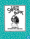 R.Crumb Sketchbook,  October 1972 - June 1975