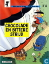Comic Books - Benny Breakiron - Chocolade en bittere strijd