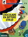 Strips - Steven Sterk - Chocolade en bittere strijd