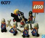 Lego 6077-1 Knights Procession