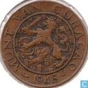 Curaçao 2½ cent 1948