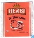 Té Durazno