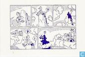 Bert Trekker stripkaart 1e serie 2