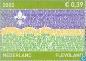 Provinciezegel Flevoland