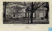"""Gezicht op het Familie Hôtel: """"Het Wapen van Ruurlo""""."""