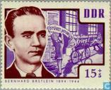 Bernhard Bästlein, Antifacist