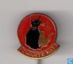 Zwarte Kat [rood]