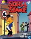 Strips - Sjors en Sjimmie - Een bord voor de kop