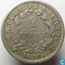 France 2 francs 1810 (A)