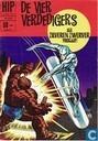 Comic Books - Fantastic  Four - Als Zilveren Zwerver toeslaat