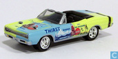 Modelauto's  - Johnny Lightning - Dodge Coronet R/T Convertible 'Coca Cola'