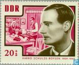 Harro Schulze-Boysen, Antifacist