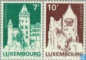 1984 Restauration des Monuments (LUX 357)