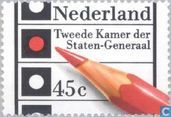 Postage Stamps - Netherlands [NLD] - Elections - Second Chamber