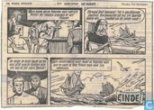 Bandes dessinées - Chevalier Rouge, Le [Vandersteen] - De groene mummie