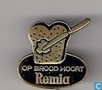 Op brood hoort Remia [black]