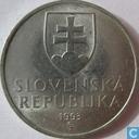 Slowakei 50 Halier 1993