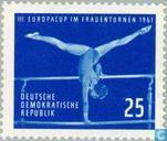 EK gymnastiek