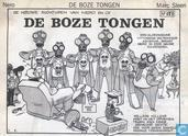 Comic Books - Nibbs & Co - De boze tongen