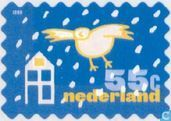 Postage Stamps - Netherlands [NLD] - December Stamps