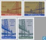 1966 Opening Salazar bridge (POR 171)