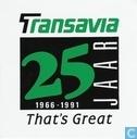 Transavia - 25 jaar (01)