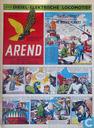 Bandes dessinées - Arend (magazine) - Jaargang 6 nummer 39